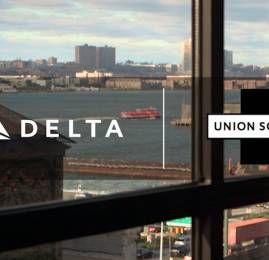 Culinária clássica do Union Square Cafe chega à Delta