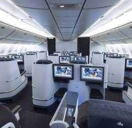 KLM termina retrofit de todos os B777-200ER