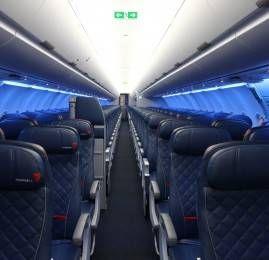 Conheça o interior do primeiro A321 da Delta Air Lines