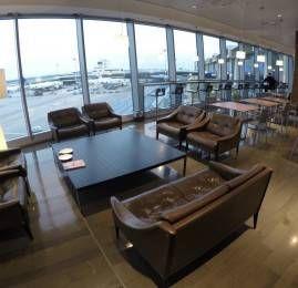 Sala VIP Montale – Aeroporto de Milão (MXP)