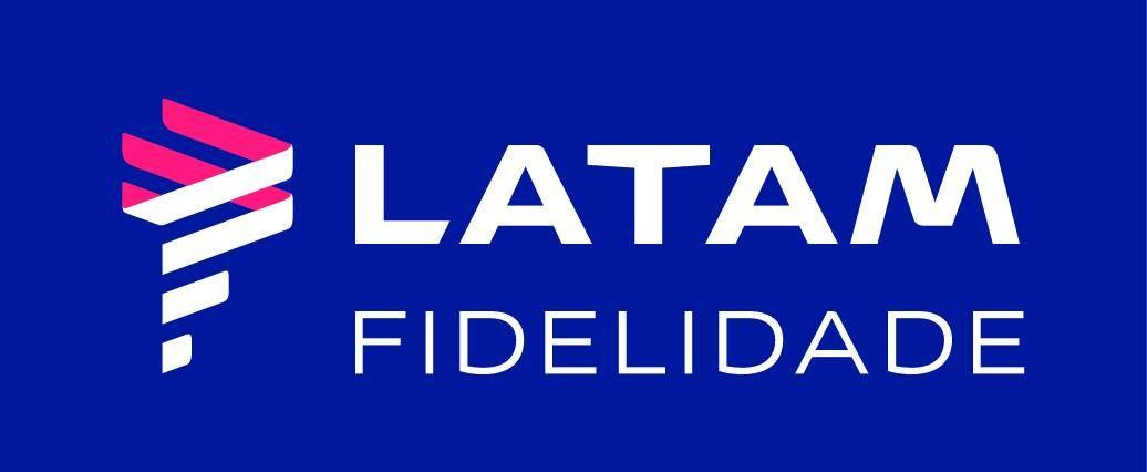 LATAM Fidelidade Logo