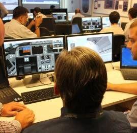 Grupo LATAM Airlines inaugura moderno simulador de treinamento para técnicos de manutenção da sua frota Boeing 787