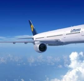 Lufthansa oferece nova experiência de viagem a bordo do A350-900