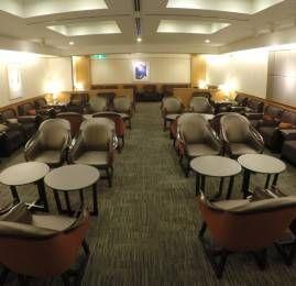Sala VIP Sakura Lounge – Aeroporto de Osaka (KIX) – Terminal doméstico
