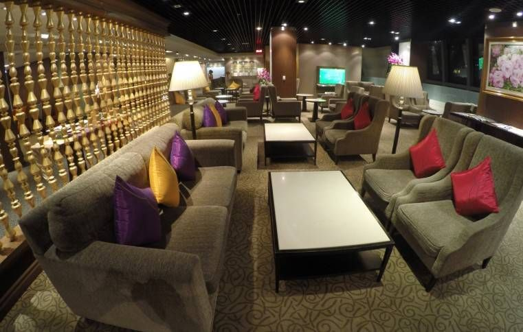 Sala VIP Royal Orchid Spa and Lounge – Aeroporto de Bangkok (BKK)
