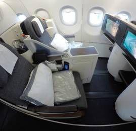 Classe Executiva da Qatar no A320 – Doha para Varsóvia
