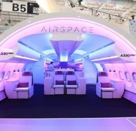 TAP será a primeira operadora do A330neo com a cabine Airspace