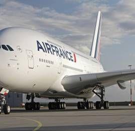 Air France trará o A380 para o Brasil durante os Jogos Olímpicos