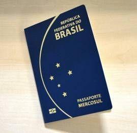 Entrega e confecção de passaportes brasileiros atrasam por falta de matéria prima