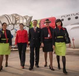 TAP inicia vôos com Embraer 190