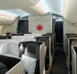Passagens para os EUA ou Canada por 100 mil milhas + R$280,00 (ida e volta) em classe executiva
