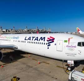 LATAM anuncia vôo entre Recife e Miami