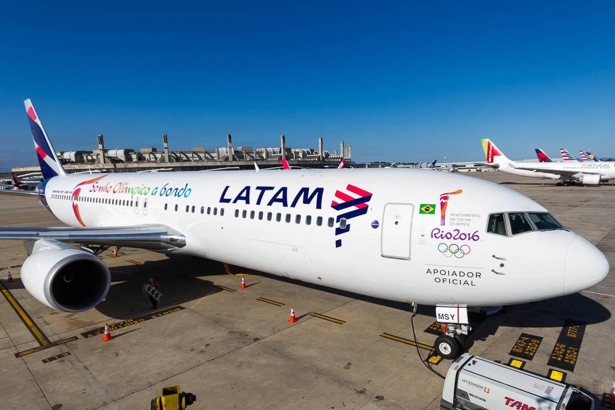 LATAM solicita voos entre São Paulo e Roma