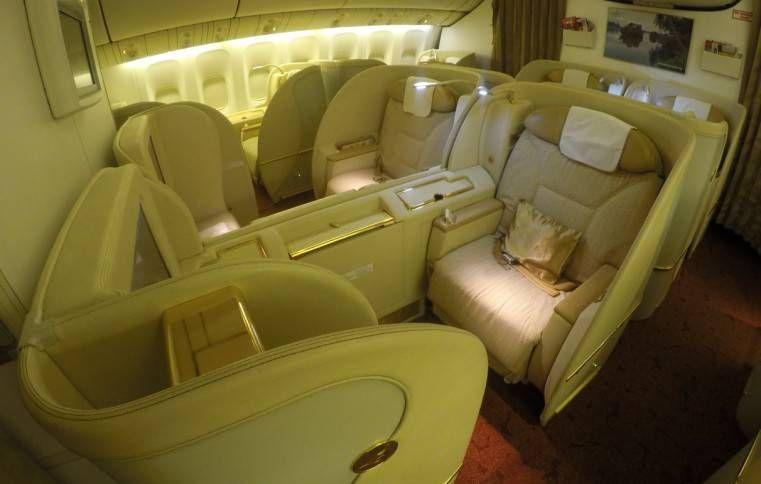 Primeira Classe da Air India no B777-200LR – Nova Delhi (DEL) para São Francisco (SFO)