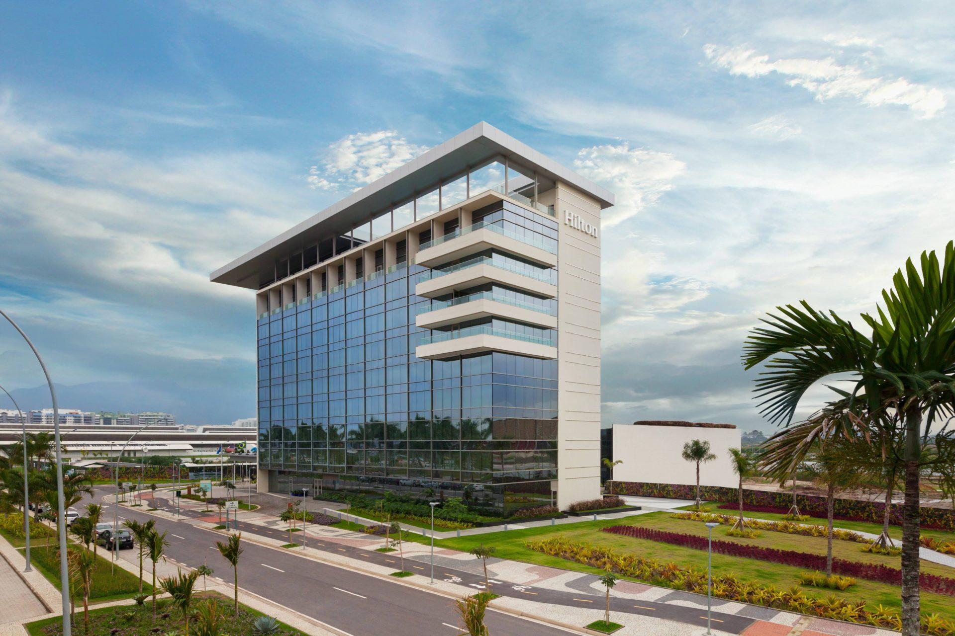 Hilton Barra Rio de Janeiro - Exterior - 1043312