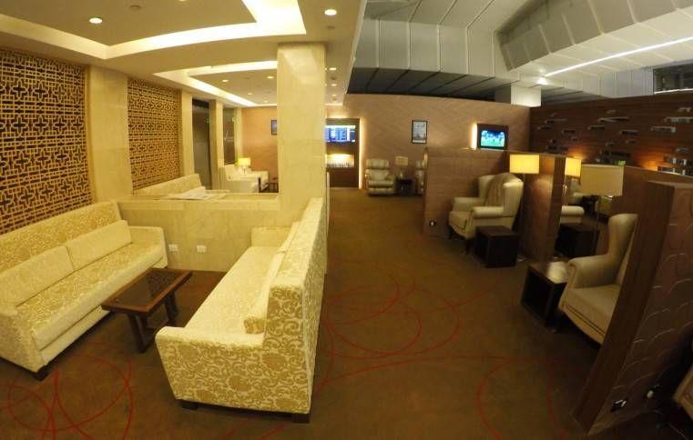 Sala VIP Air India First Class Lounge – Aeroporto de Nova Delhi (DEL)