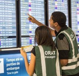 RIOgaleão passa por testes finais para abertura do Píer Sul