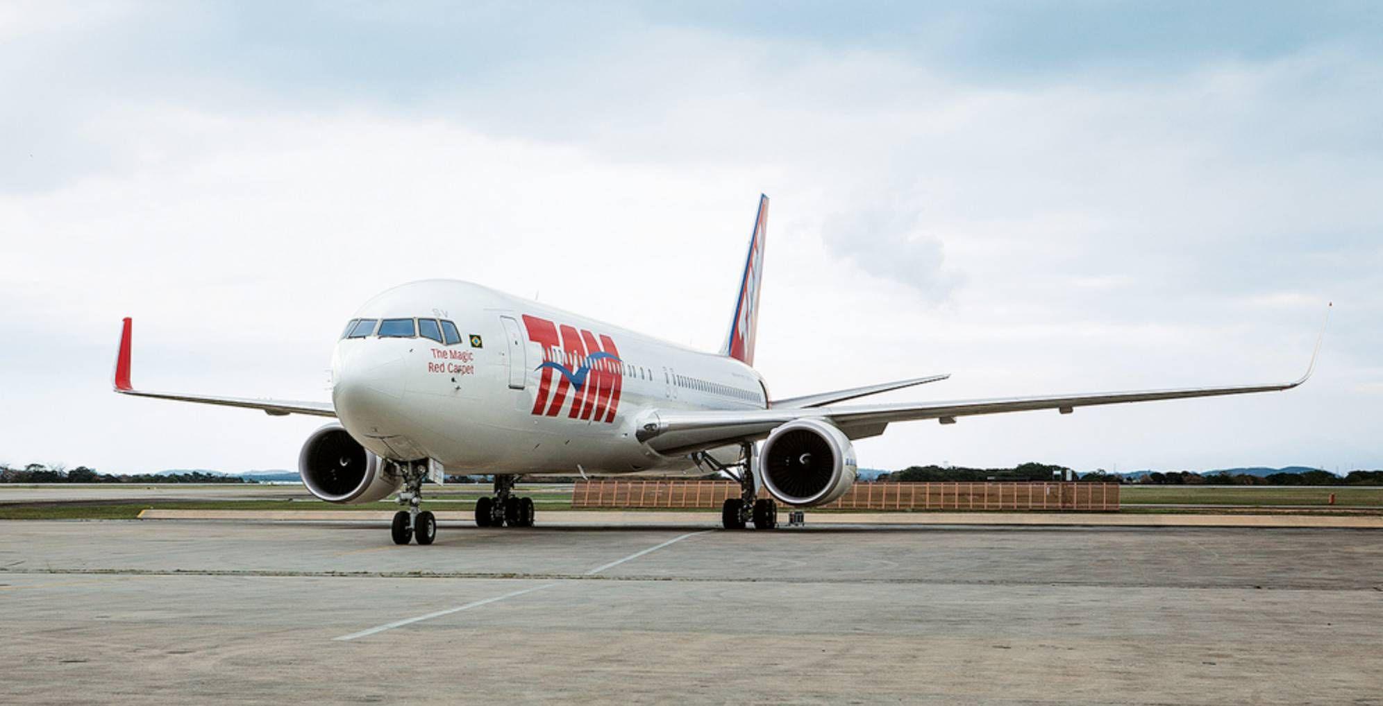 TAM já vende passagens para seu novo vôo para Johannesburgo