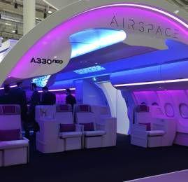 Introdução – Aircraft Interiors Expo 2016