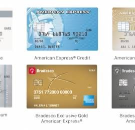 Comunicado Oficial do Bradesco sobre American Express Credit e Membership Rewards