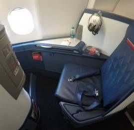 Classe Executiva da Delta no A330-300 – Detroit para São Paulo