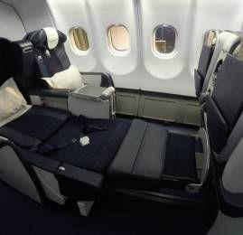 Classe Executiva da South African Airways no A340 – São Paulo para Johannesburgo