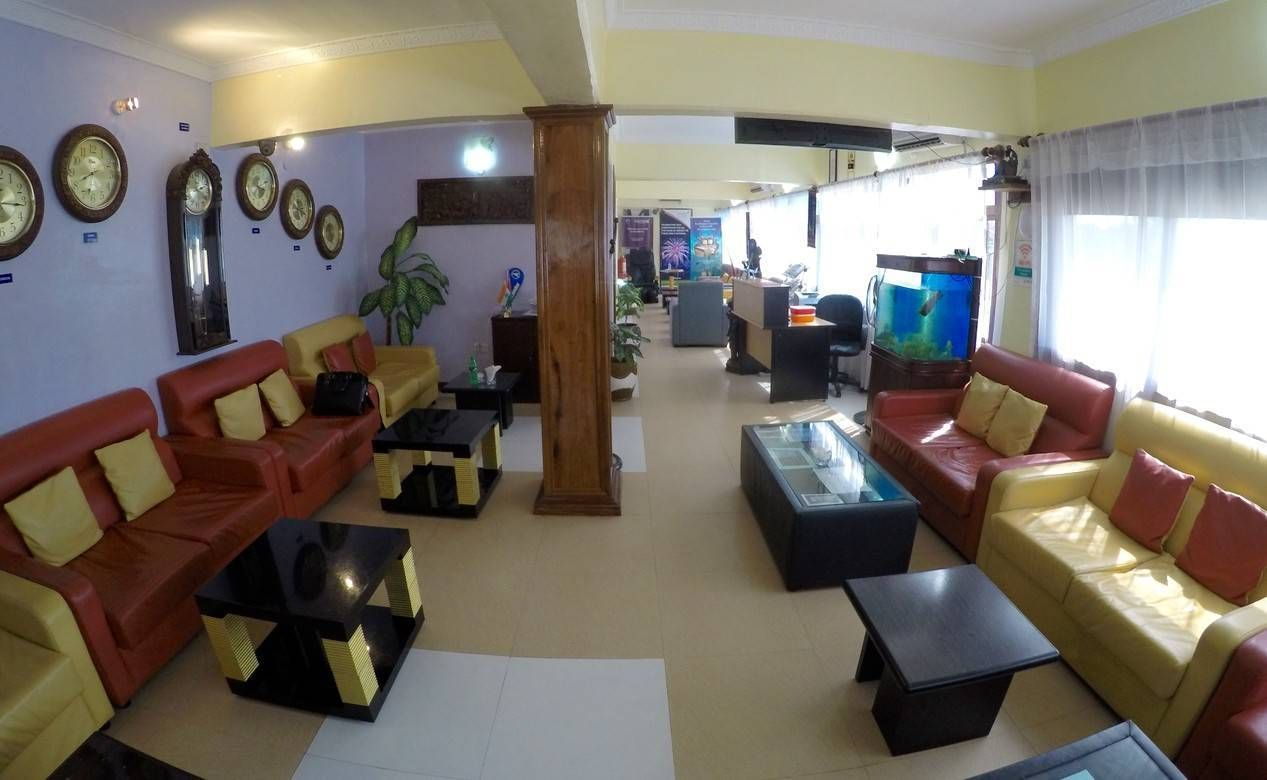 Sala VIP Dhow Lounge – Aeroporto de Zanzibar (ZNZ)