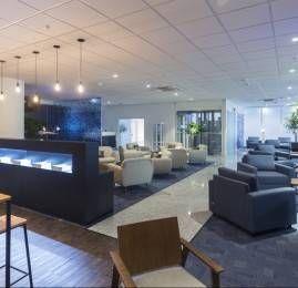 Azul inaugura Sala VIP no aeroporto de Campinas