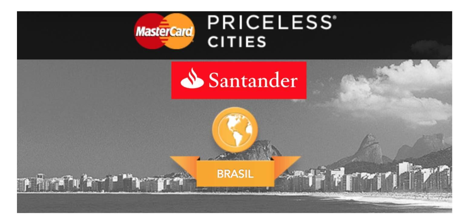 Mastercard e Santander criam projeto para o pagamento de produtos com pontos acumulados no programa de fidelidade