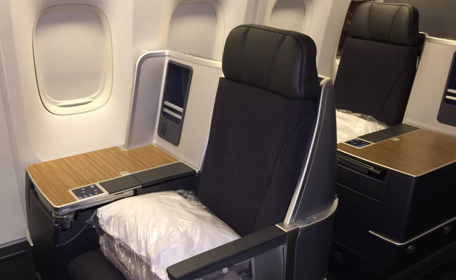 Classe Executiva American Airlines B767-300ER (reformado)
