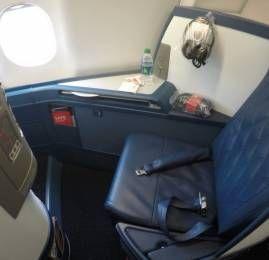 Viaje na classe executiva da Delta para os EUA por 85.000 milhas (ida e volta)