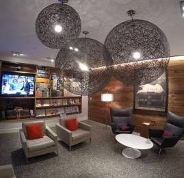 Sala VIP The Centurion Lounge by American Express – Aeroporto de Houston (IAH)