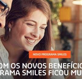 Smiles apresenta grandes mudanças para 2017