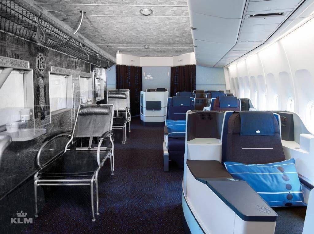 KLM comemora 70 anos de operação no Brasil