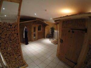 5 tipos de saunas