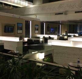 Sala VIP ITC Hotels Green Lounge – Aeroporto de Delhi (DEL)