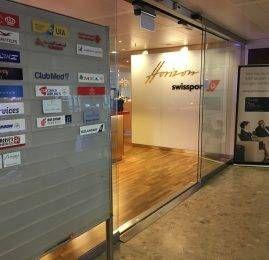 Sala VIP Horizon Lounge – Aeroporto de Geneva (GVA)