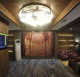 Sala VIP Plaza Premium Lounge – Aeroporto de Delhi (DEL)