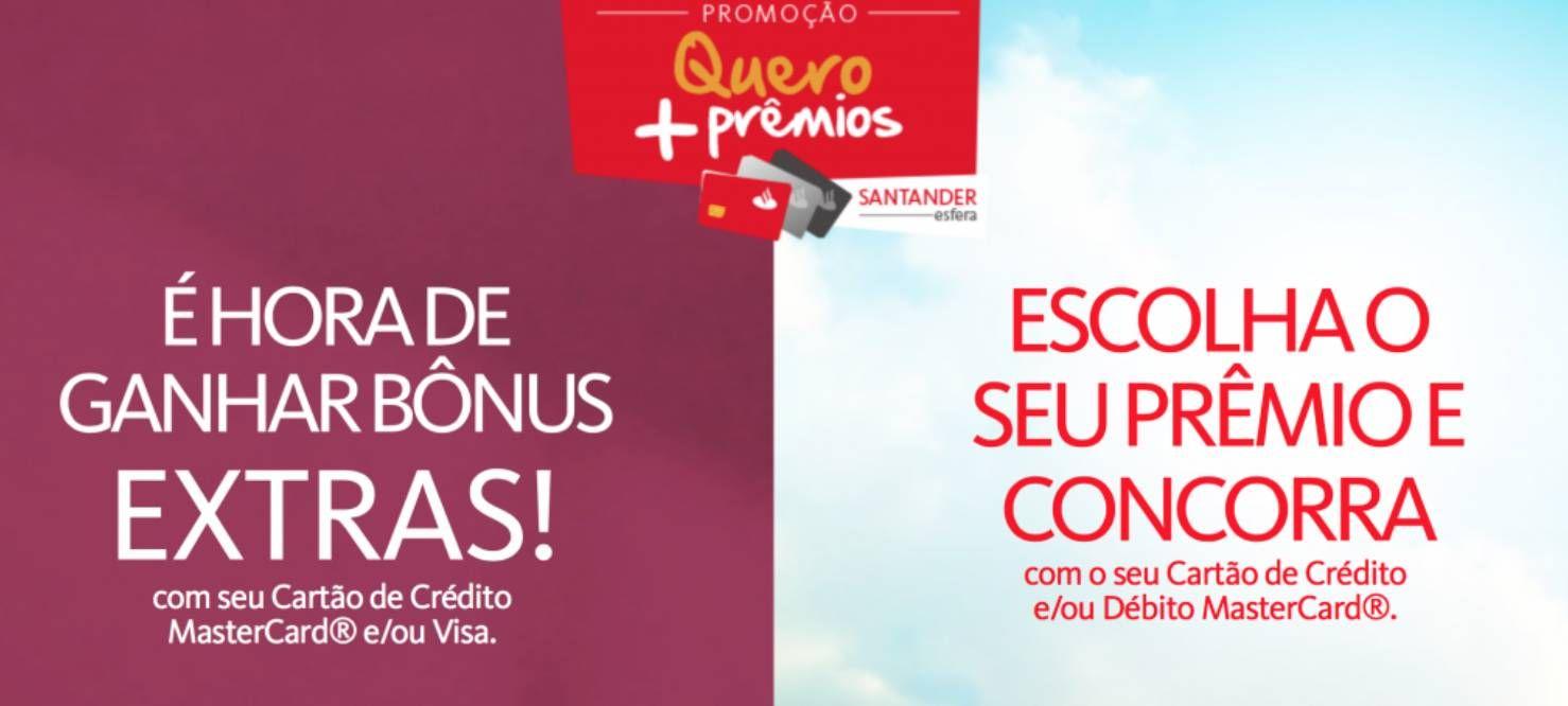 Santander vai pontuar até 8,8 pontos por U$ durante o mês de Dezembro