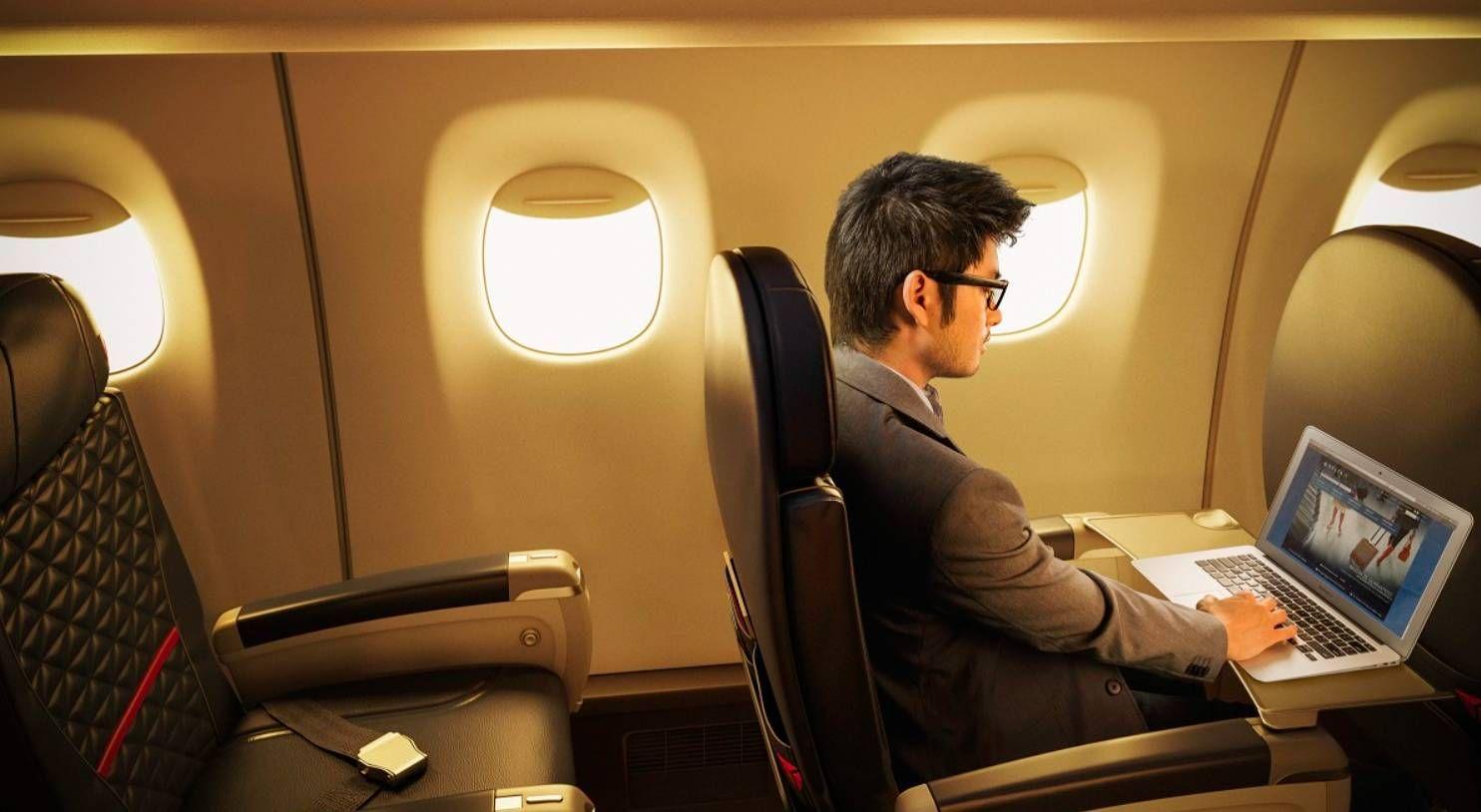 Wifi a bordo é decisivo na hora da compra da passagem?