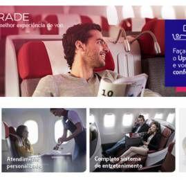 LATAM começa a oferecer leilão para upgrade de classe aos passageiros