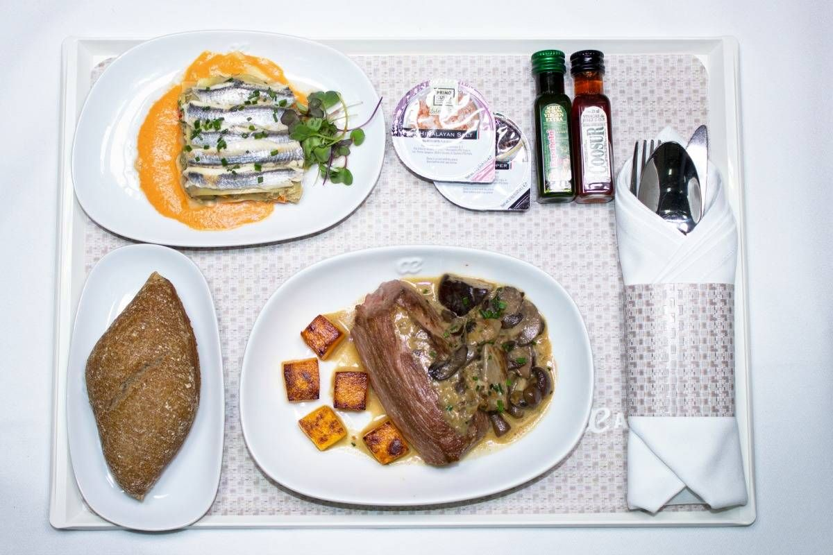 Air Europa anuncia parceria com o chef espanhol Martín Berasategui