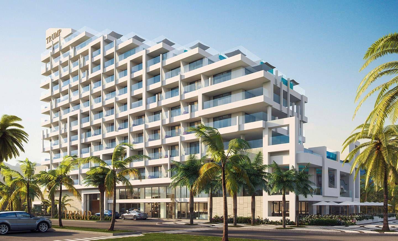 Grupo TRUMP decide retirar seu nome de hotel no Rio de Janeiro