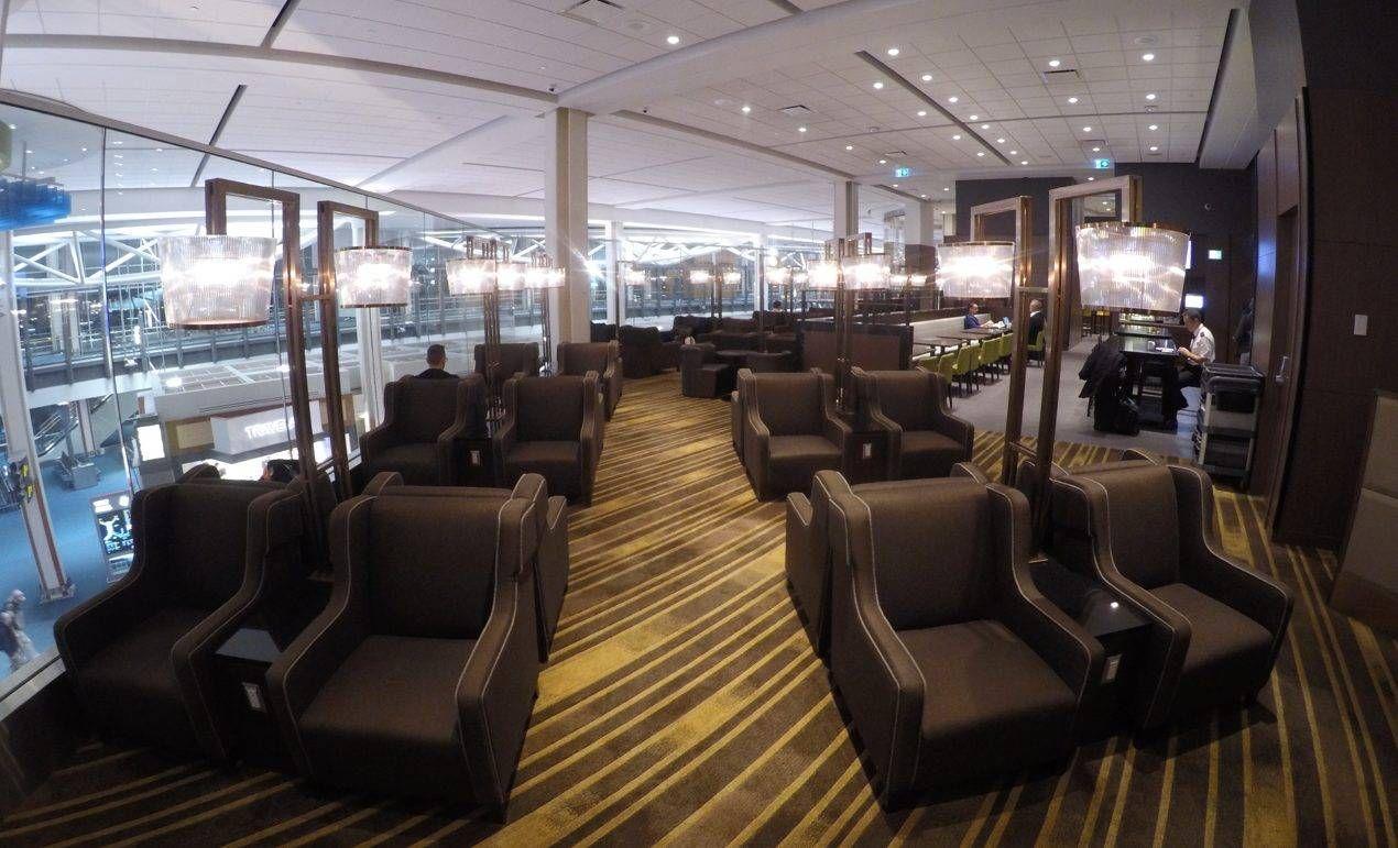Sala VIP Plaza Premium Lounge – Aeroporto de Vancouver (YVR)