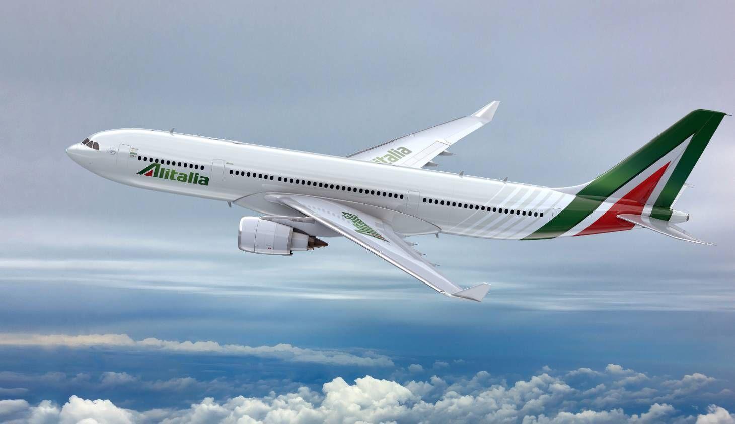 Alitalia deixará de voar diariamente para o Rio de Janeiro