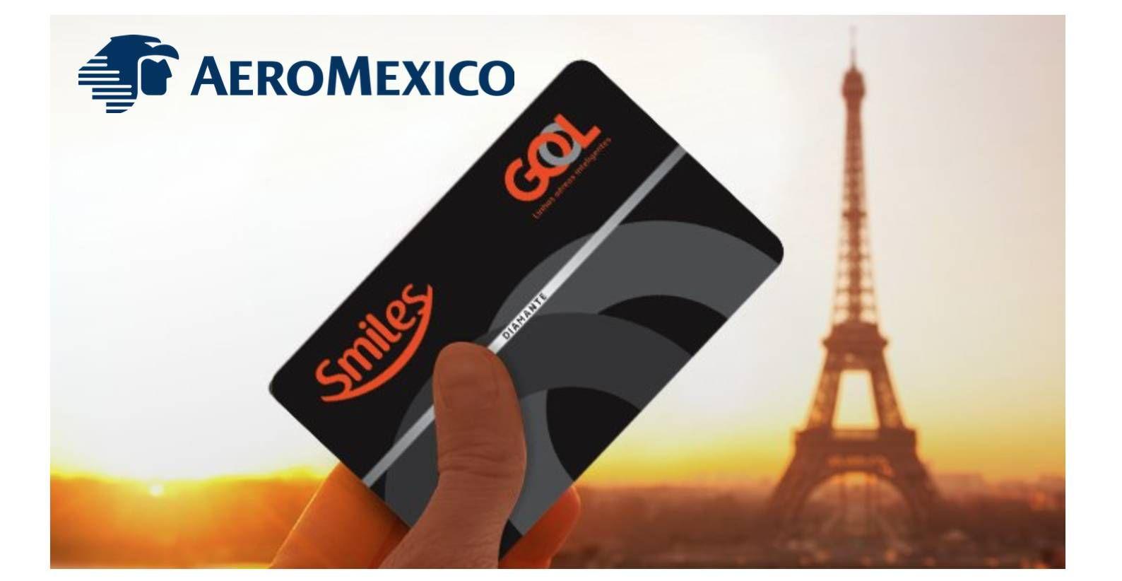 Clientes Smiles agora ganham milhas bônus em todos os voos da Aeromexico