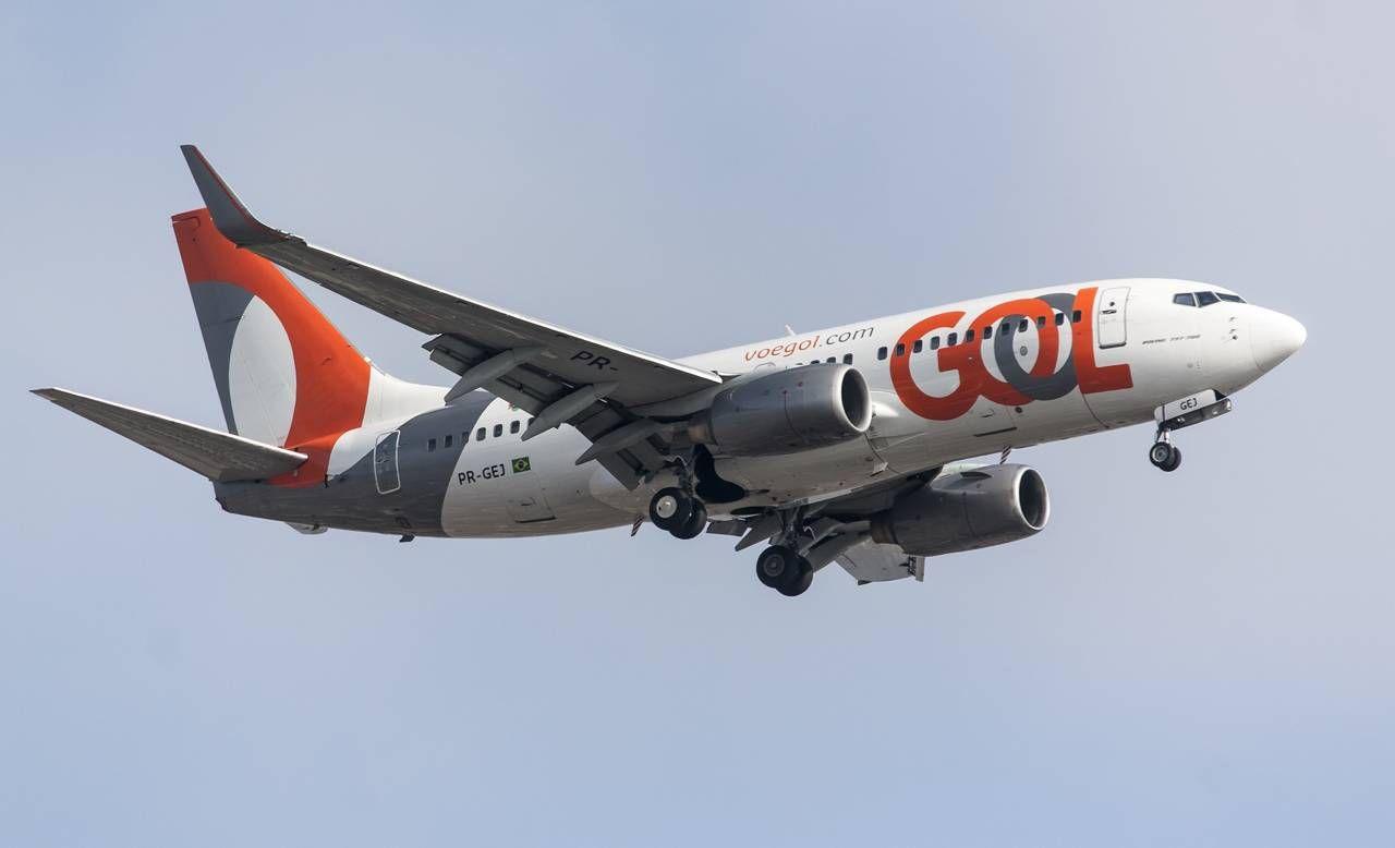GOL se consolida como a maior companhia aérea no Brasil