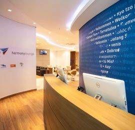Portadores do Priority Pass agora tem acesso à nova sala vip do aeroporto de Manaus – Harmony Lounge