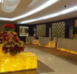 Emirates passa a vender acesso avulso para seus lounges de Primeira Classe e Executiva em Dubai