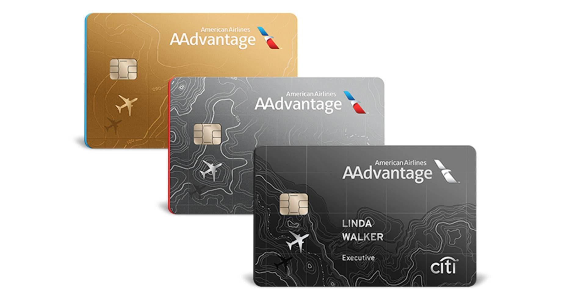 Citibank começa a avisar seus clientes sobre o fim dos cartões AAdvantage